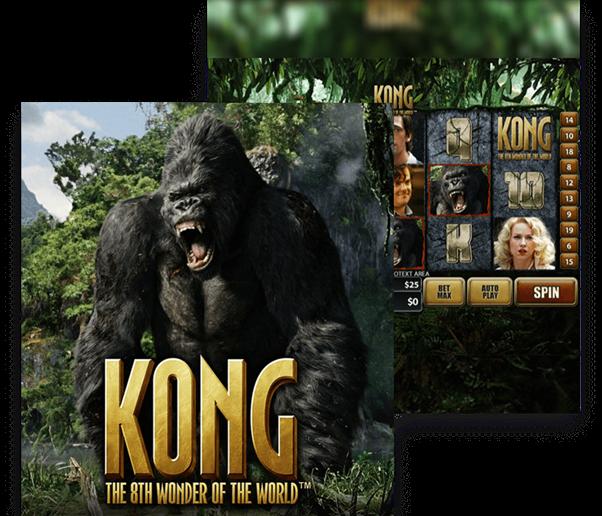 King Kong free slots no download