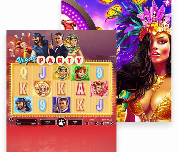 Vegas Party free slots no download