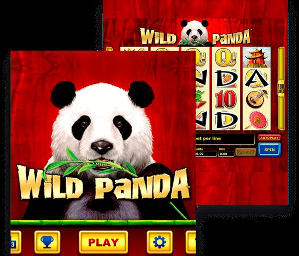 Wild Panda free slots no download