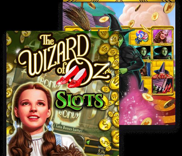 Wizard of OZ free slots no download
